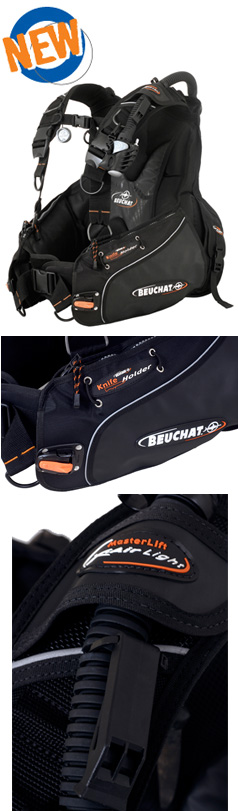 Beuchat Masterlift X-air light