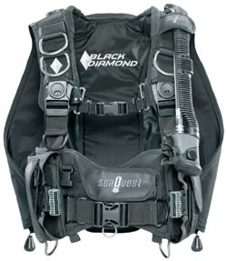 Aqualung Black Diamond Ice