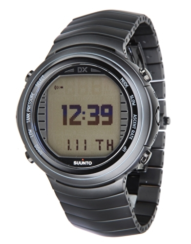 Suunto DX Black Titan