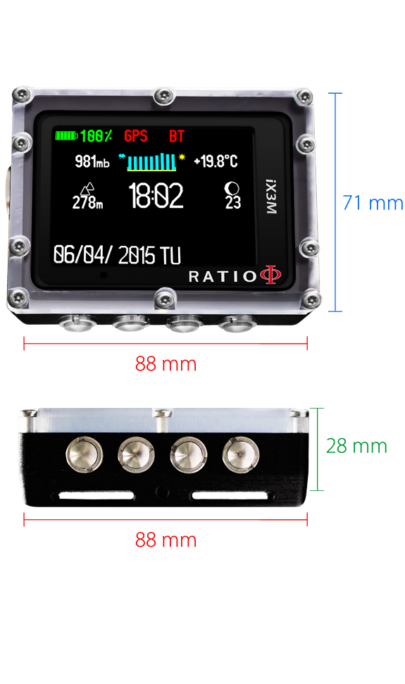 Ratio IX 3 Tech +