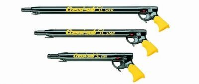 Cressi sl / star air spearguns